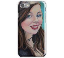 Lady Lea. iPhone Case/Skin