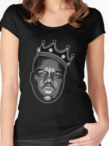 King Big Women's Fitted Scoop T-Shirt