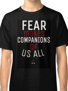 Fear- Doctor Who Classic T-Shirt