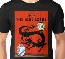 Tintin - The Blue Lotus Unisex T-Shirt