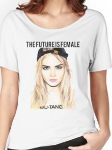 Cara Future Female Women's Relaxed Fit T-Shirt