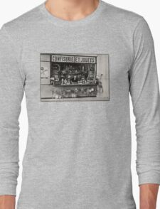Old Toy Shop Long Sleeve T-Shirt