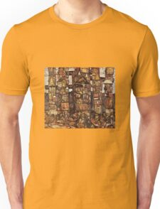 Egon Schiele - Woodland Prayer 1915 Unisex T-Shirt