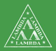 Lambda Lambda Lambda by ixrid
