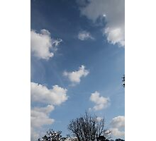 Reach for the Clouds Photographic Print