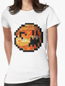 BRICK BOO Womens Fitted T-Shirt