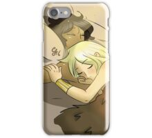 Damen and Laurent iPhone Case/Skin