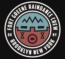Fort Greene Raindance Crew by JamesShannon