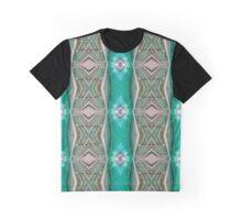 Pool inspired Kaleidoscope Graphic T-Shirt