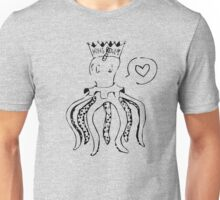 King Poulpe Unisex T-Shirt