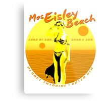 Mos Eisley Beach Metal Print