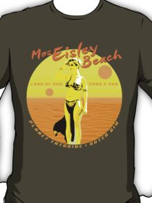Mos Eisley Beach T-Shirt