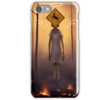 Zones Without People iPhone Case/Skin