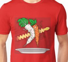 The Death Of Radish and Carot Unisex T-Shirt
