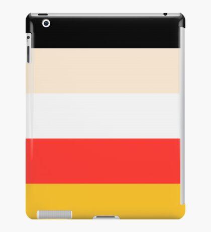 Mickey Color Pallet iPad Case/Skin
