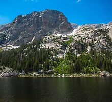 Mount Copeland and Pear Lake by Shea Oliver