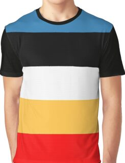 Donald Color Pallet Graphic T-Shirt