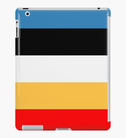 Donald Color Pallet iPad Case/Skin