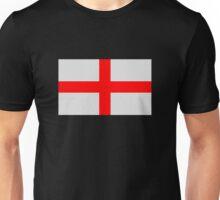 English Flag Unisex T-Shirt