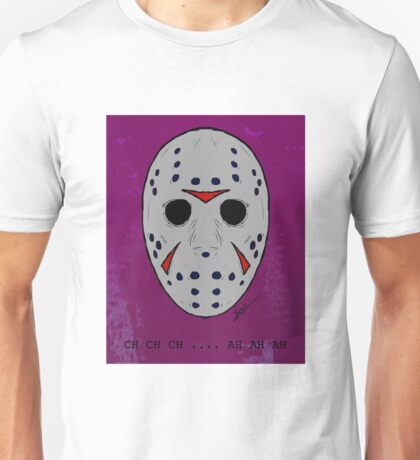 Jason was my son and today is his birthday Unisex T-Shirt
