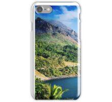 Blue Paradise iPhone Case/Skin