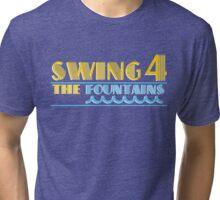 SWING! Tri-blend T-Shirt