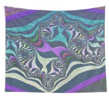 GALLIMAUFRY ~ WALLDECORATION ~ Water Colours by tasmanianartist Wall Tapestry