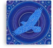 Aquila- the Eagle Constellation Canvas Print