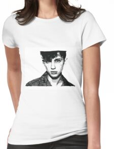 Troye Sivan Womens Fitted T-Shirt
