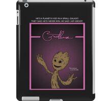 Grootloose iPad Case/Skin
