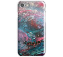 Cosmic Swirl iPhone Case/Skin