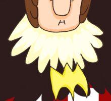 RIP Bird Person Sticker