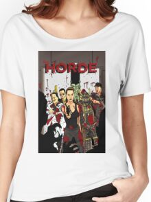 The Horde Women's Relaxed Fit T-Shirt