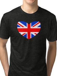 Love Britain Tri-blend T-Shirt
