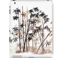 Bamboo  forest iPad Case/Skin