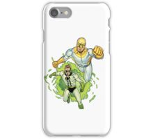 Bulletproof Kid and Wormhole iPhone Case/Skin