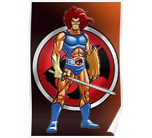 Super Lion Sword Poster