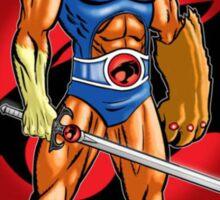 Super Lion Sword Sticker