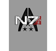 N7 Systems Alliance Photographic Print