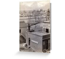 Colorado -  John Grabill - 1888 Greeting Card