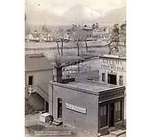 Colorado -  John Grabill - 1888 Photographic Print