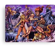 Thundercats Canvas Print