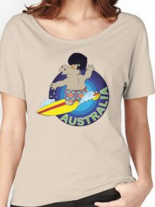 Surfing Australia Women's Relaxed Fit T-Shirt