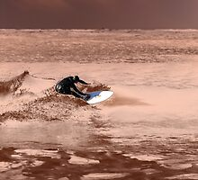 Surfing the Red Planet by Glenn Bumford
