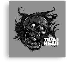 The Talking Dead Canvas Print