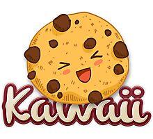 Kawaii Cookie Photographic Print