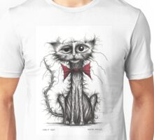 Ugly cat Unisex T-Shirt