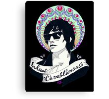 Julian Casablancas Canvas Print