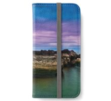 Ashbridges Bay Toronto Canada Sunrise No 14 iPhone Wallet/Case/Skin