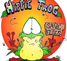 Hippie Frogg by Skree